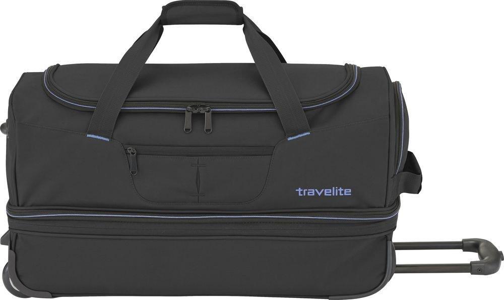 Basics Torba podróżna na kółkach S Travelite czarna
