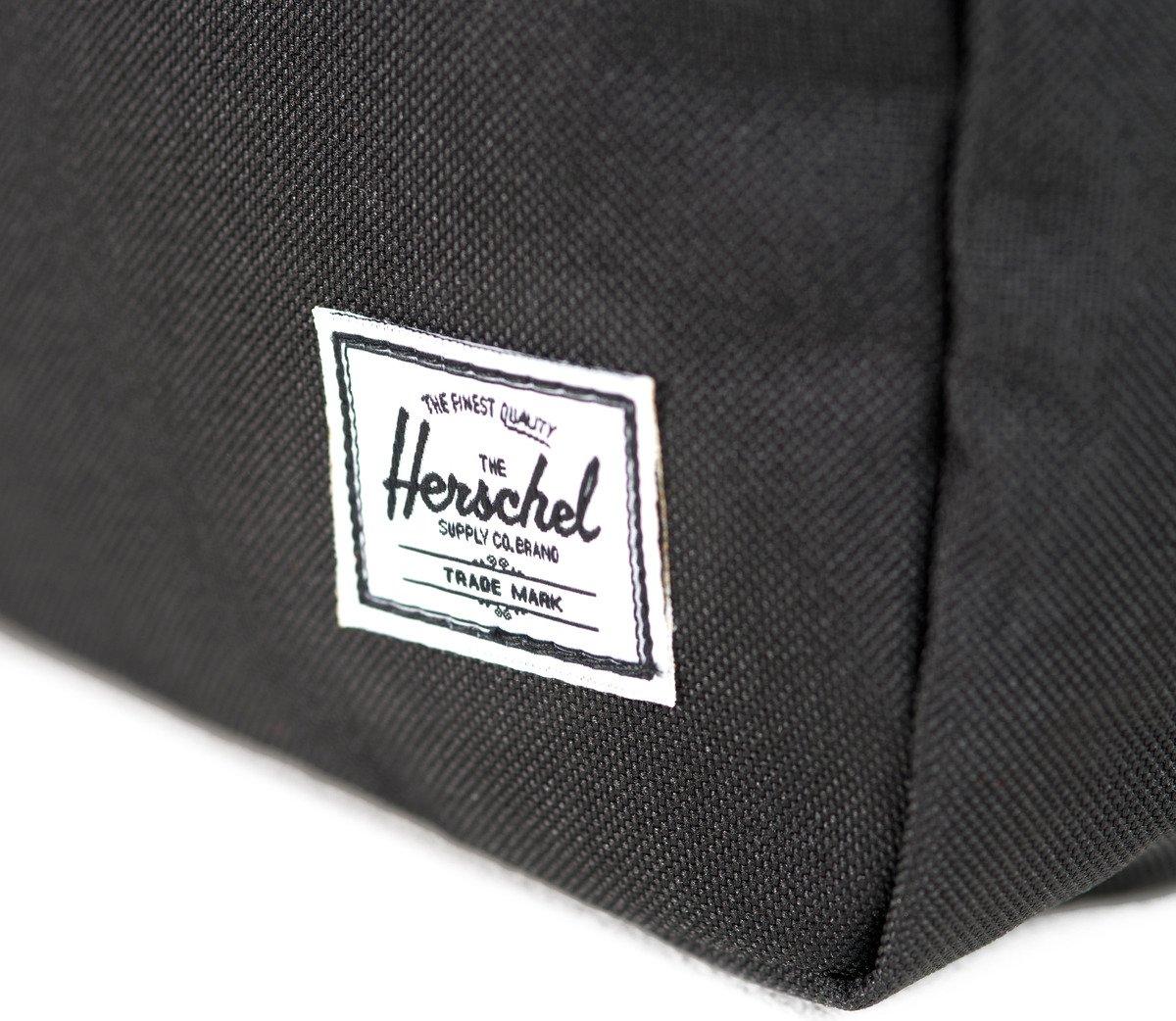 Kosmetyczka Herschel Chapter 5l Black Crosshatch