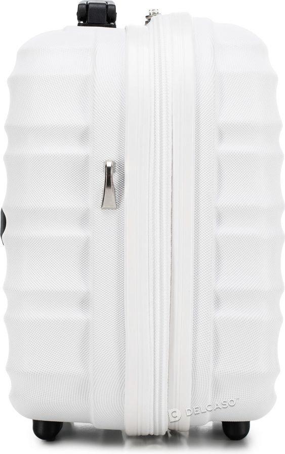 Kuferek / kosmetyczka Wittchen GROOVE Line biała