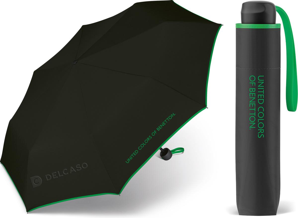 Parasol Benetton Super Mini czarny