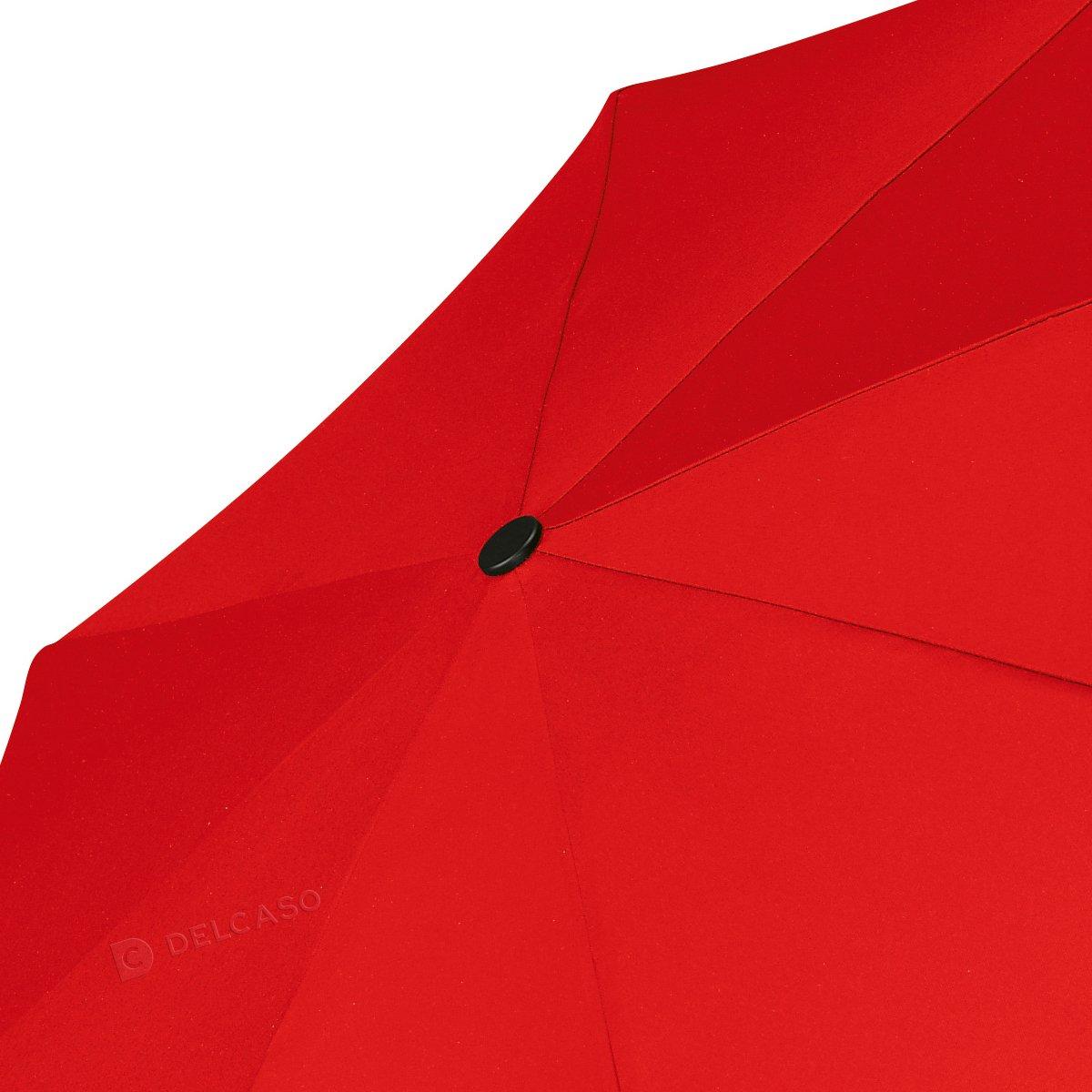 Parasol automatyczny Benetton Mini AC czerwony