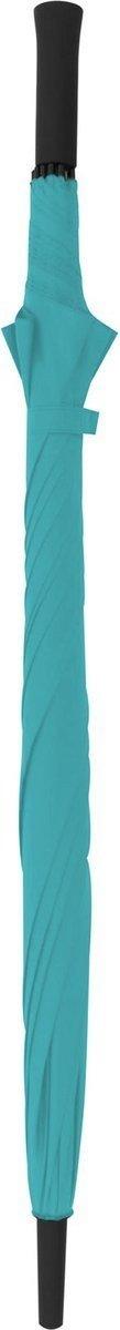 Parasol długi Zero Golf Doppler XXL turkusowy
