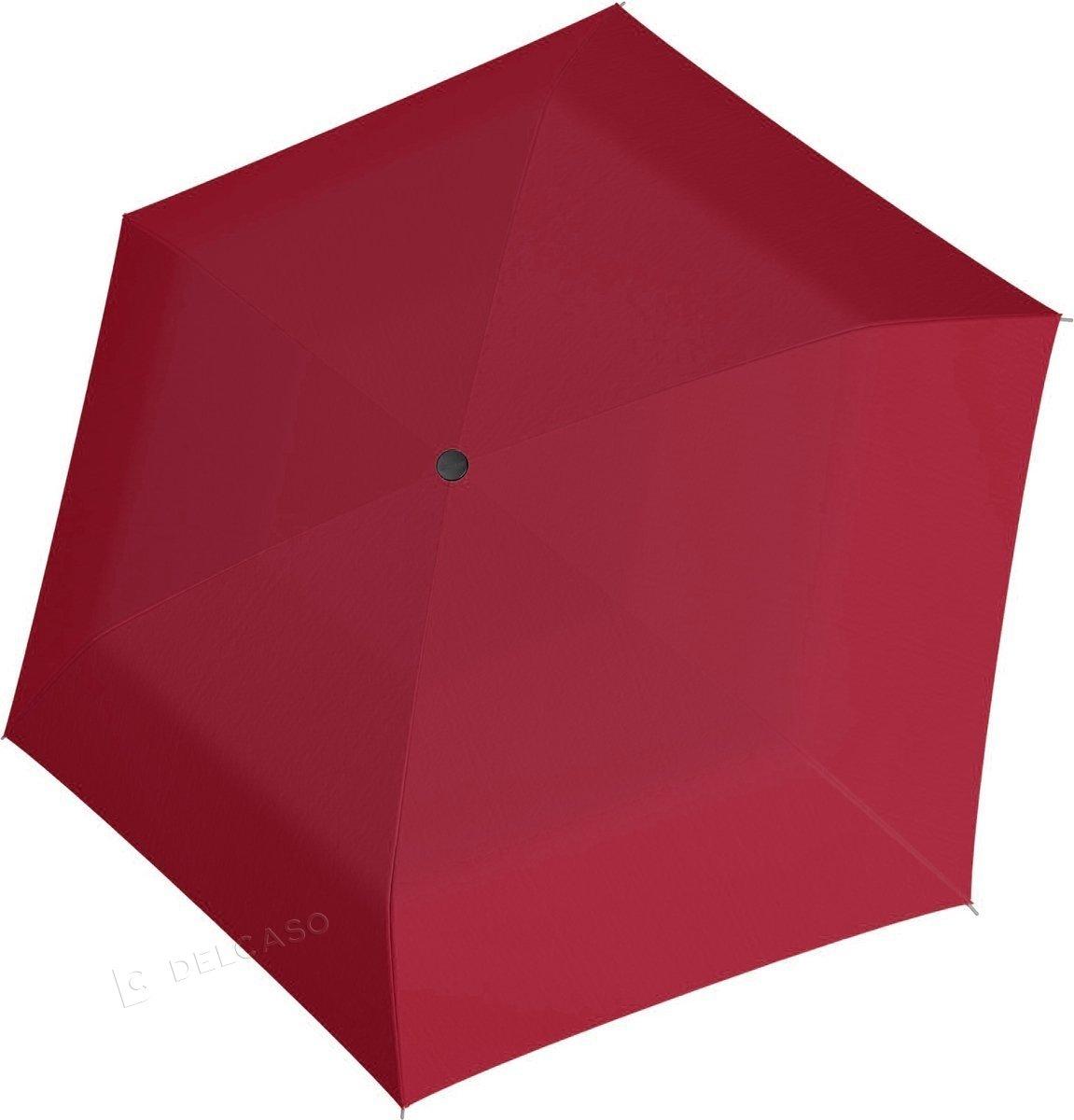 Parasol kieszonkowy Fiber Handy Doppler malinowy