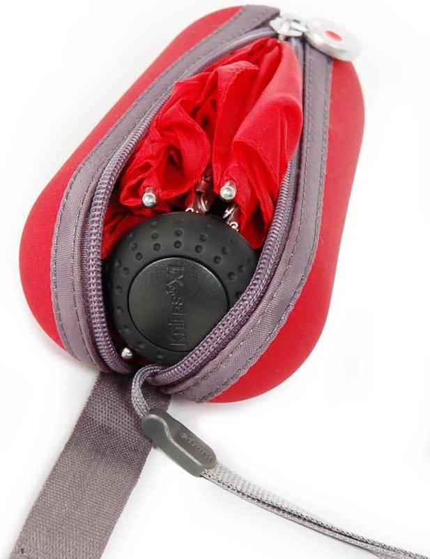 Parasol kieszonkowy Knirps 811 X1 czerwony
