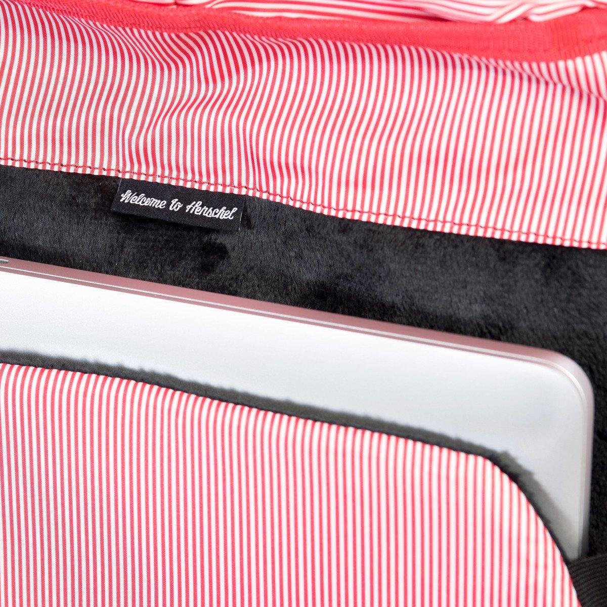 Plecak Herschel Little America 25L Czarny