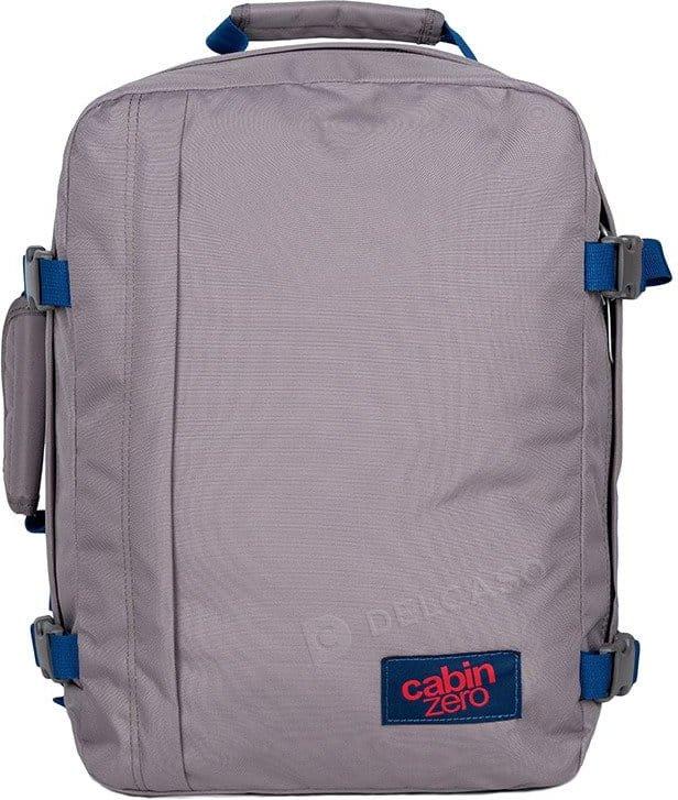 Plecak bagaż podręczny do Wizzair Cabin Zero Classic 28L Grey Moor
