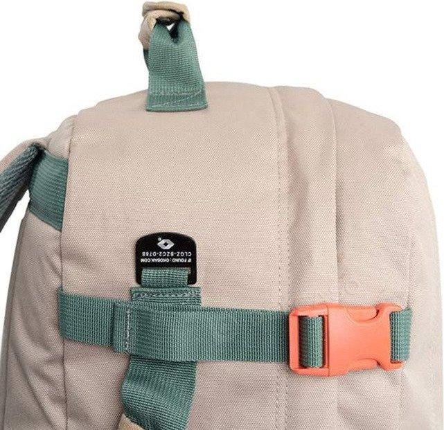 Plecak bagaż podręczny do Wizzair Cabin Zero Classic 28L Sand Shell