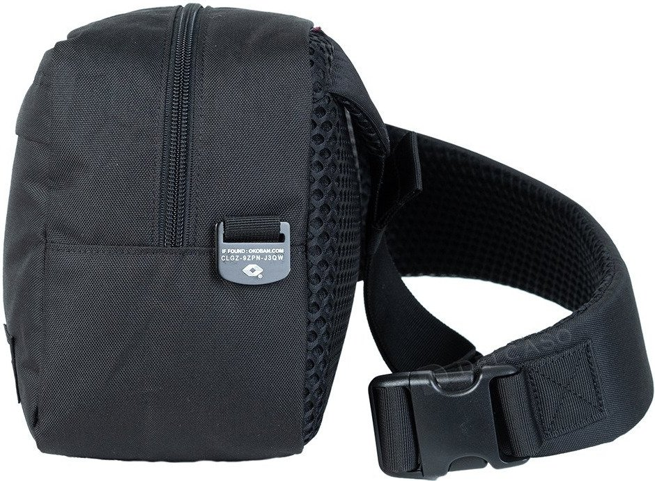 Plecak na jedno ramię Cabin Zero Cross Body 11L Absolute Black