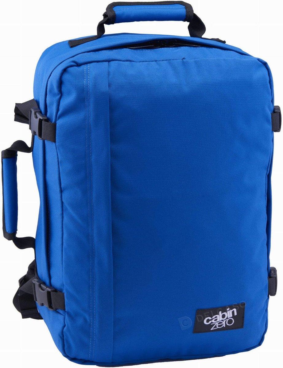 Plecak torba podręczna Cabin Zero Classic 36L Royal Blue