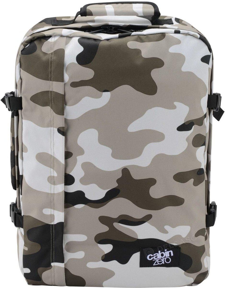 Plecak torba podręczna Cabin Zero Classic 44L Grey Camo