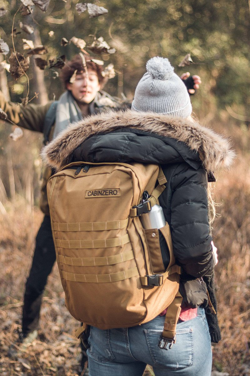 Plecak torba podręczna Cabin Zero Military 44L niebieski