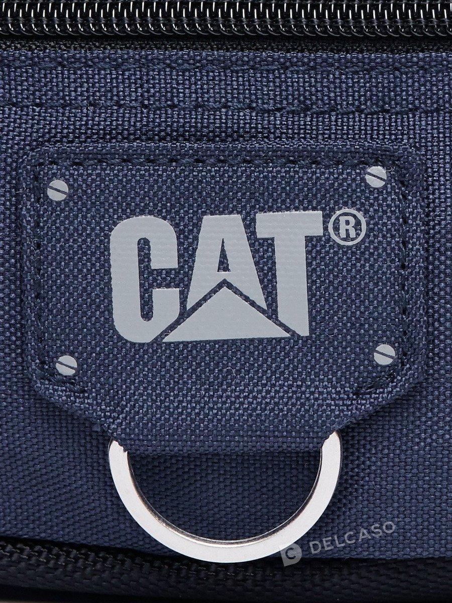 Saszetka biodrowa CAT Caterpillar Raymond granatowa
