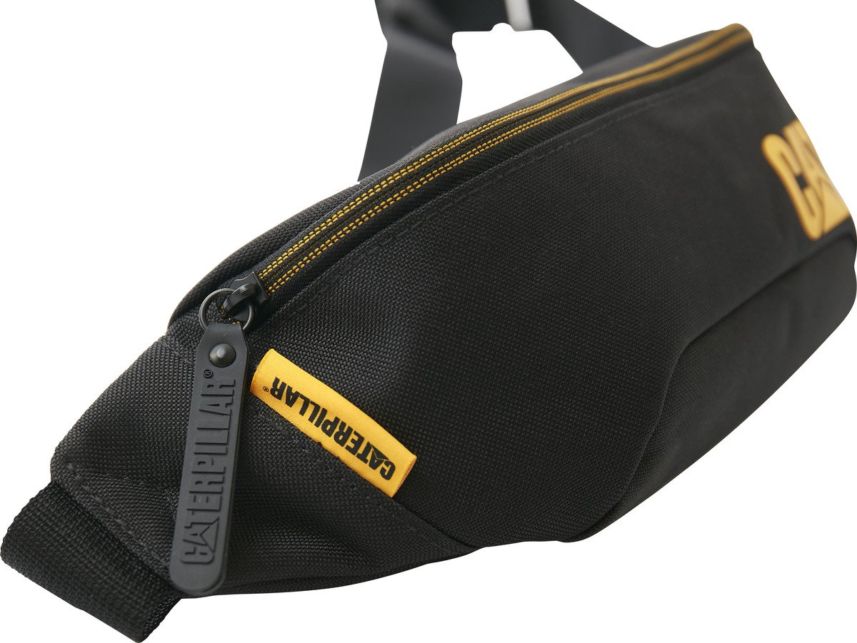 Saszetka biodrowa CAT Caterpillar Waist Bag czarna