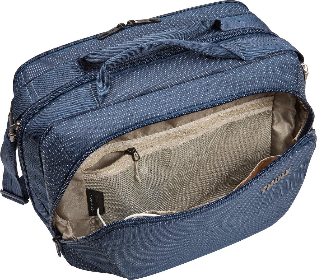 Torba podróżna Thule Crossover 2 Boarding Bag 25L niebieska