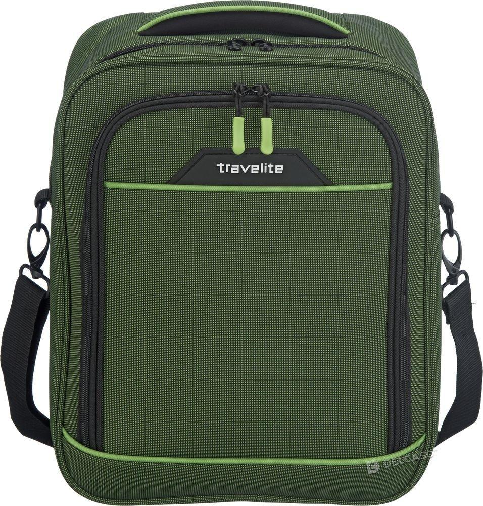 Torba podróżna pokładowa Travelite Derby zielona