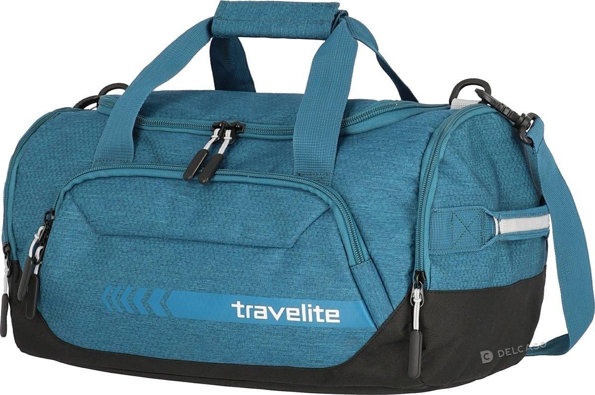 Torba sportowa Travelite Kick Off S niebieska