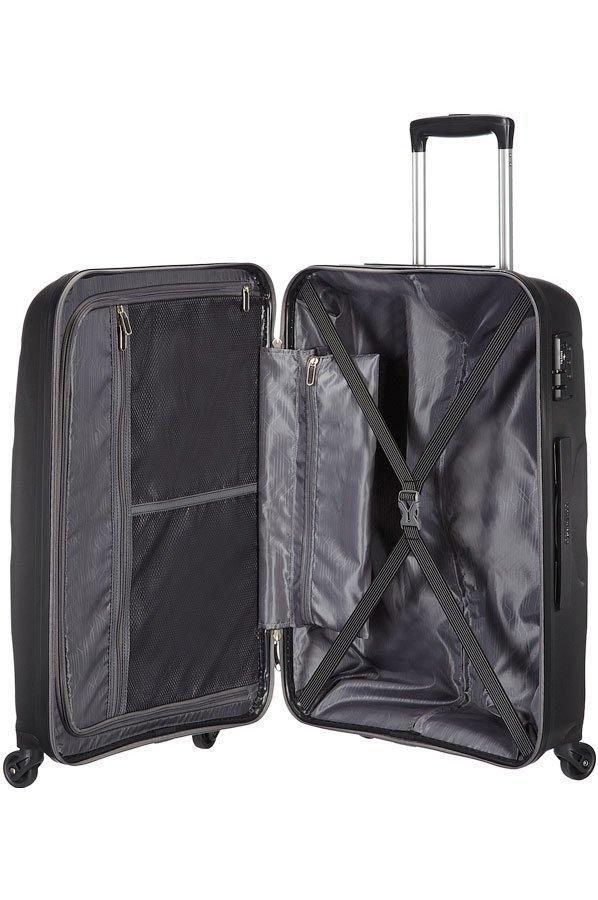 Walizka American Tourister Bon Air 66 cm czarna