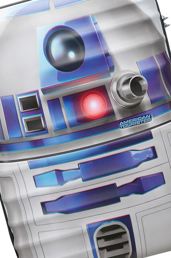 Walizka American Tourister Wavebreaker Disney 55 cm Star Wars R2D2