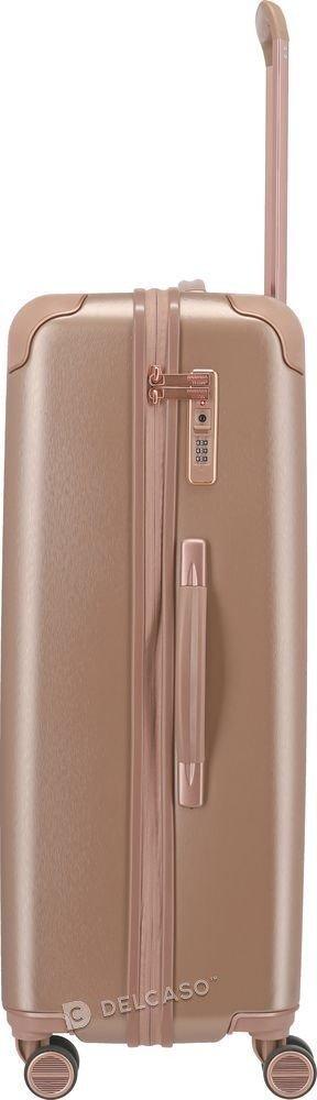 Walizka duża Barbara Glint 77 cm różowa