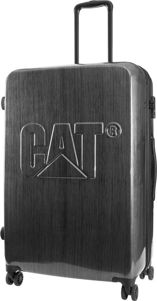 Walizka duża Cat Caterpillar CAT-D 75 cm szara