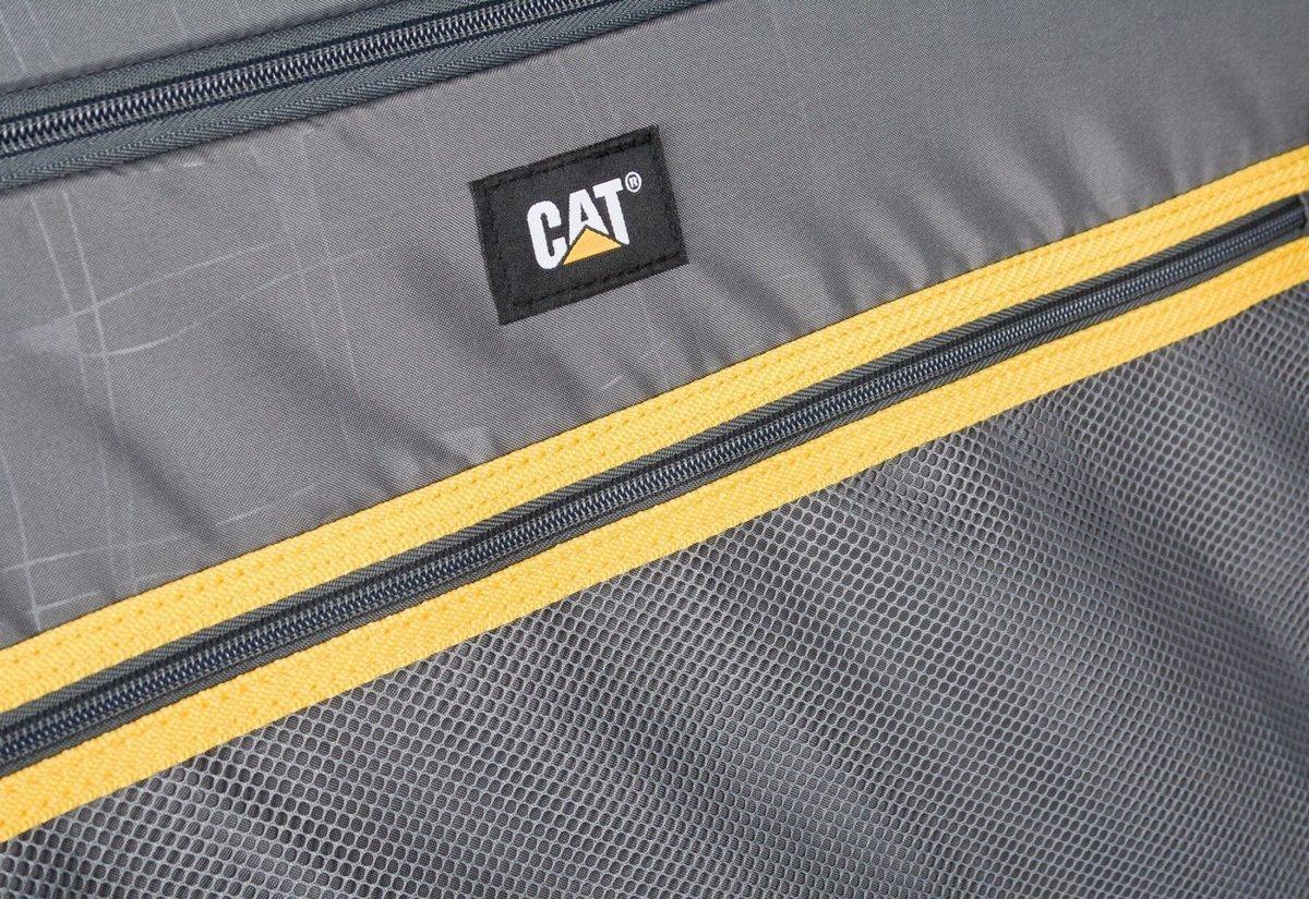 Walizka duża Cat Caterpillar Turbo 77 cm granatowa