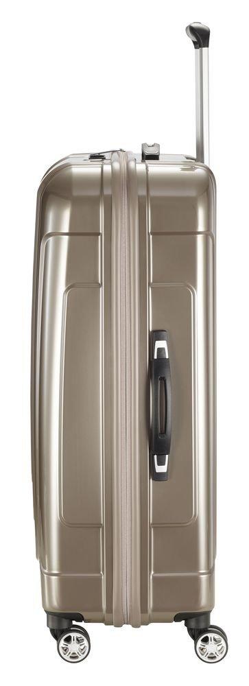 Walizka duża Titan X-Ray 77 cm kawowa