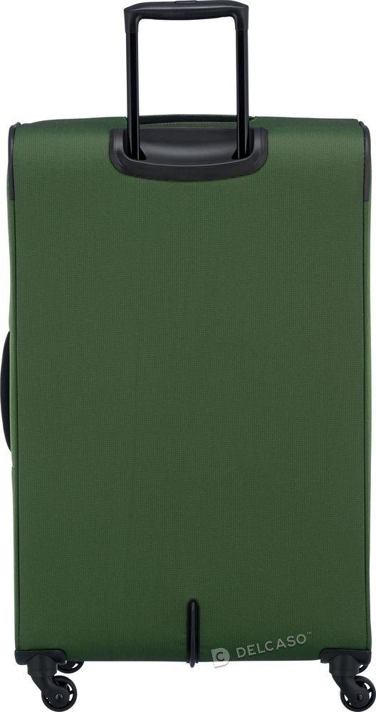 Walizka duża Travelite Derby 77 cm zielona