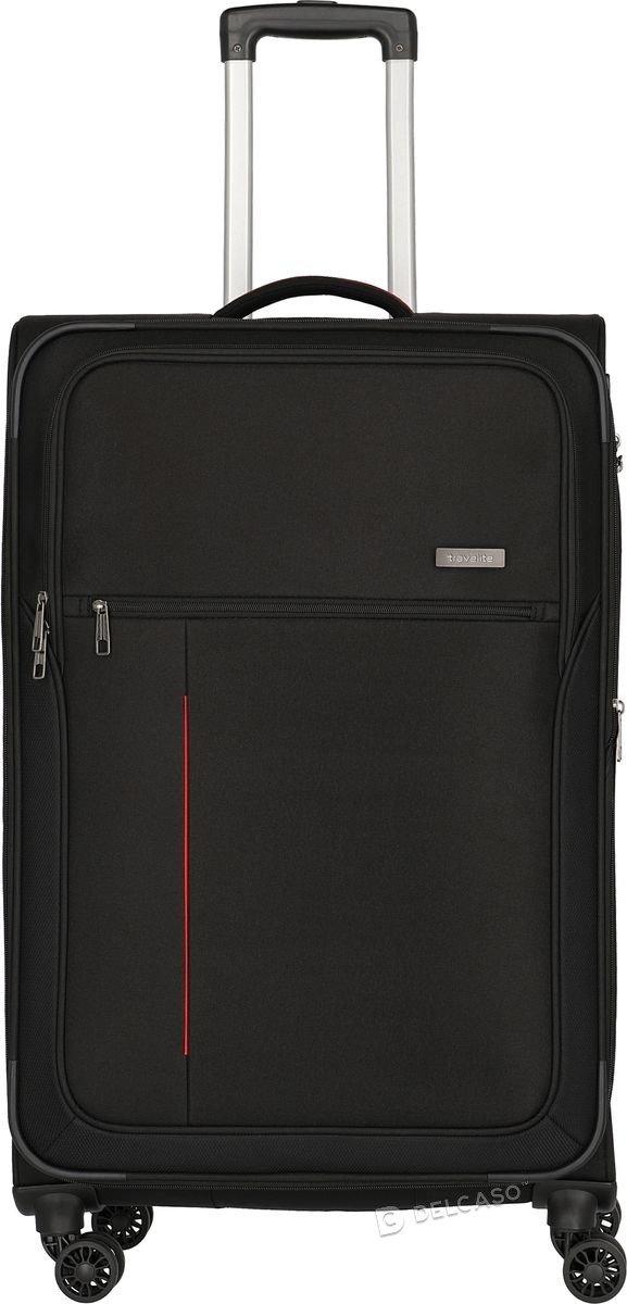 Walizka duża Travelite Mako 77 cm czarna
