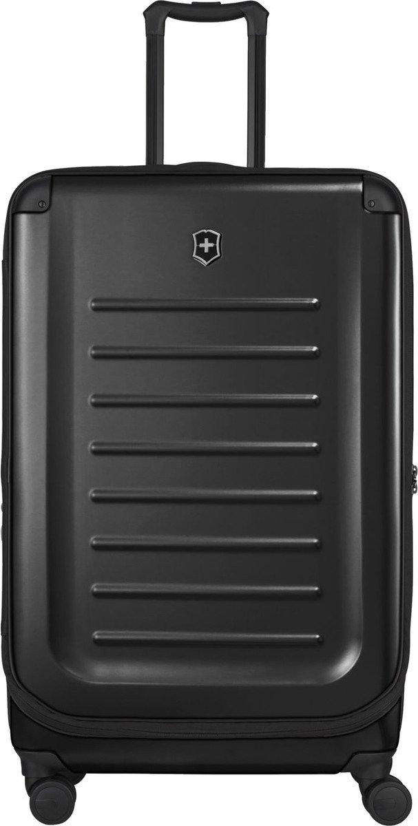Walizka duża- biznesowa Victorinox Spectra 2.0 Poszerzana 82 cm czarna