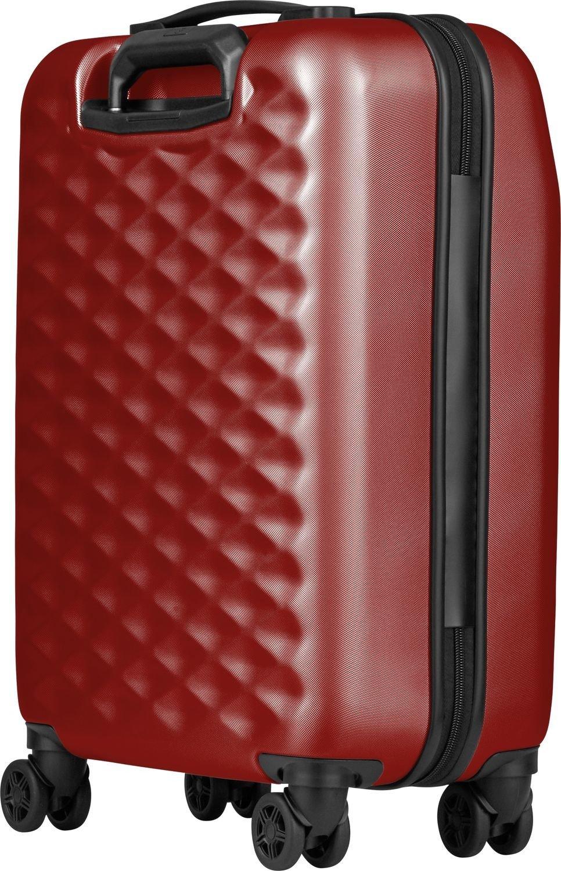 Walizka kabinowa Wenger Lumen 55 cm mała czerwona