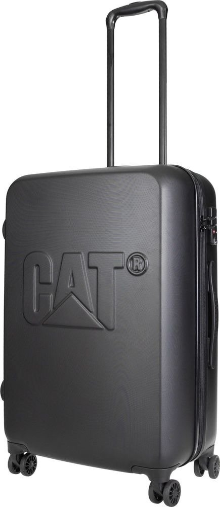 Walizka średnia Cat Caterpillar CAT-D 65 cm czarna