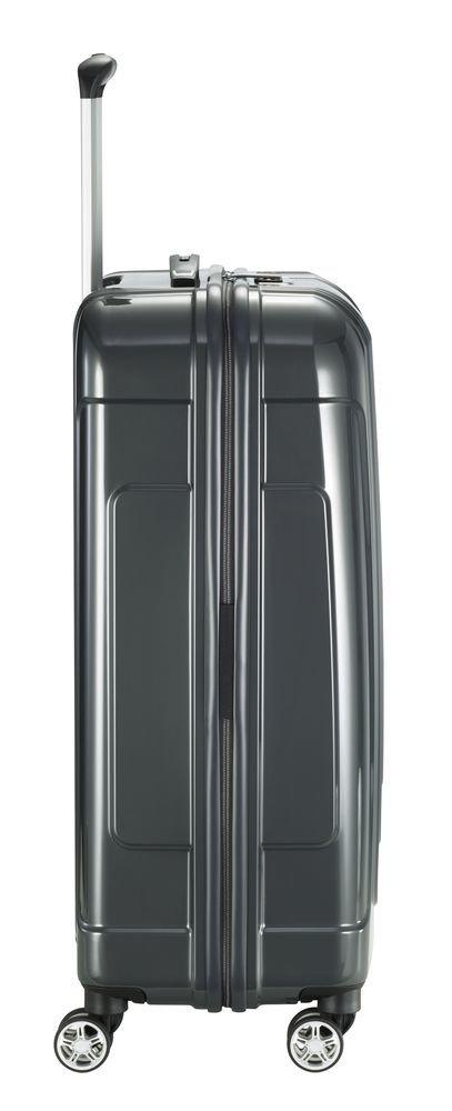 Walizka średnia Titan X-Ray 72 cm ciemno szara