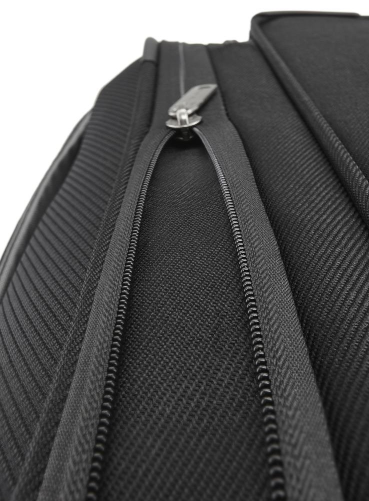 Walizka średnia Travelite Capri 2-kółkowa 63 cm czarna