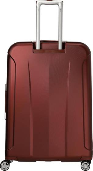 Walizka duża Travelite Elbe 77 cm czerwona