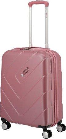 Walizka kabinowa Travelite Kalisto 55 cm mała różowa